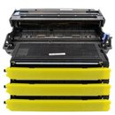 3 Toner + Trommel für Brother HL 5150 5170 5180 MFC DCP...