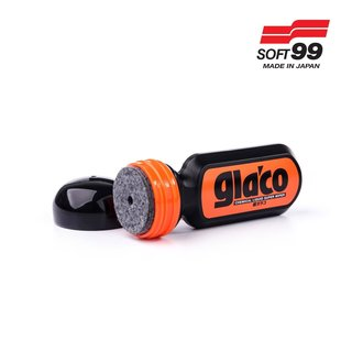 SOFT99 Ultra Glaco + Soft99 Glass Compound Roll On 100ml Glasversiegelung INB